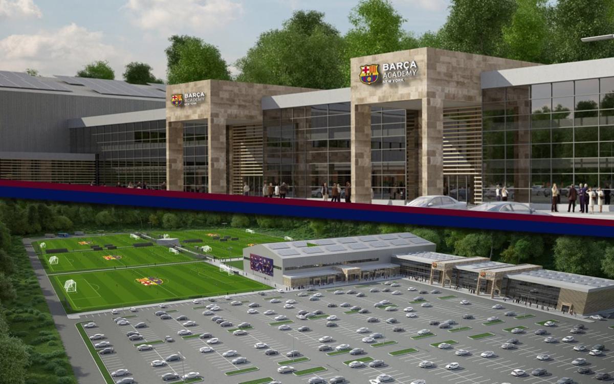 La Barça Academy en Estados Unidos será una realidad