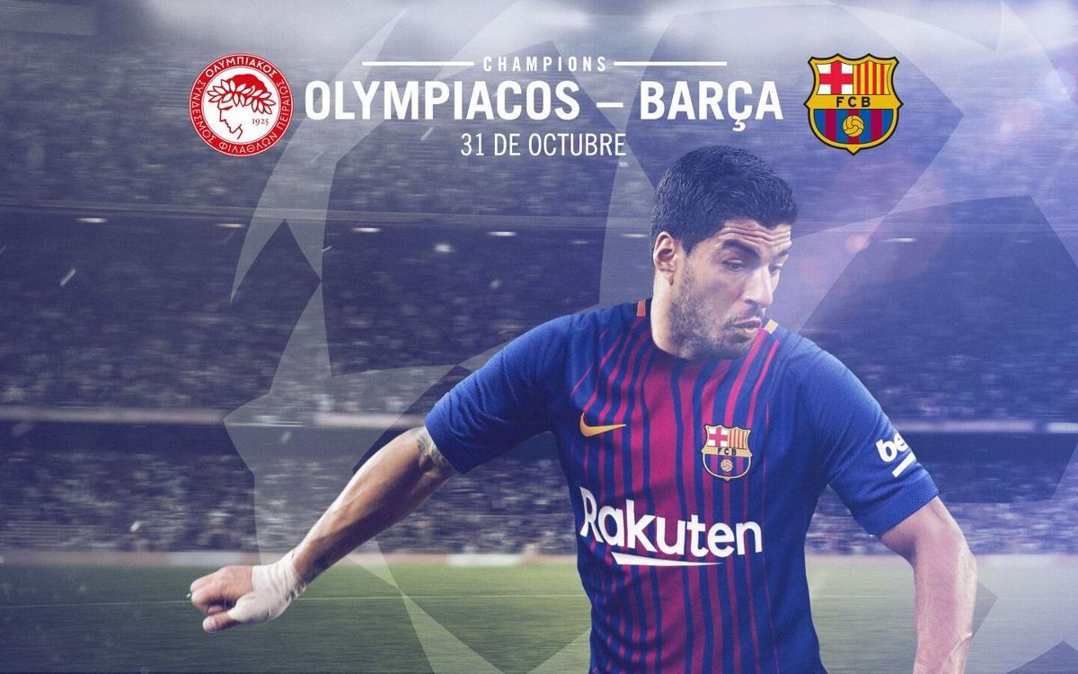 Venta de entradas para el partido de Champions en el campo del Olympiacos