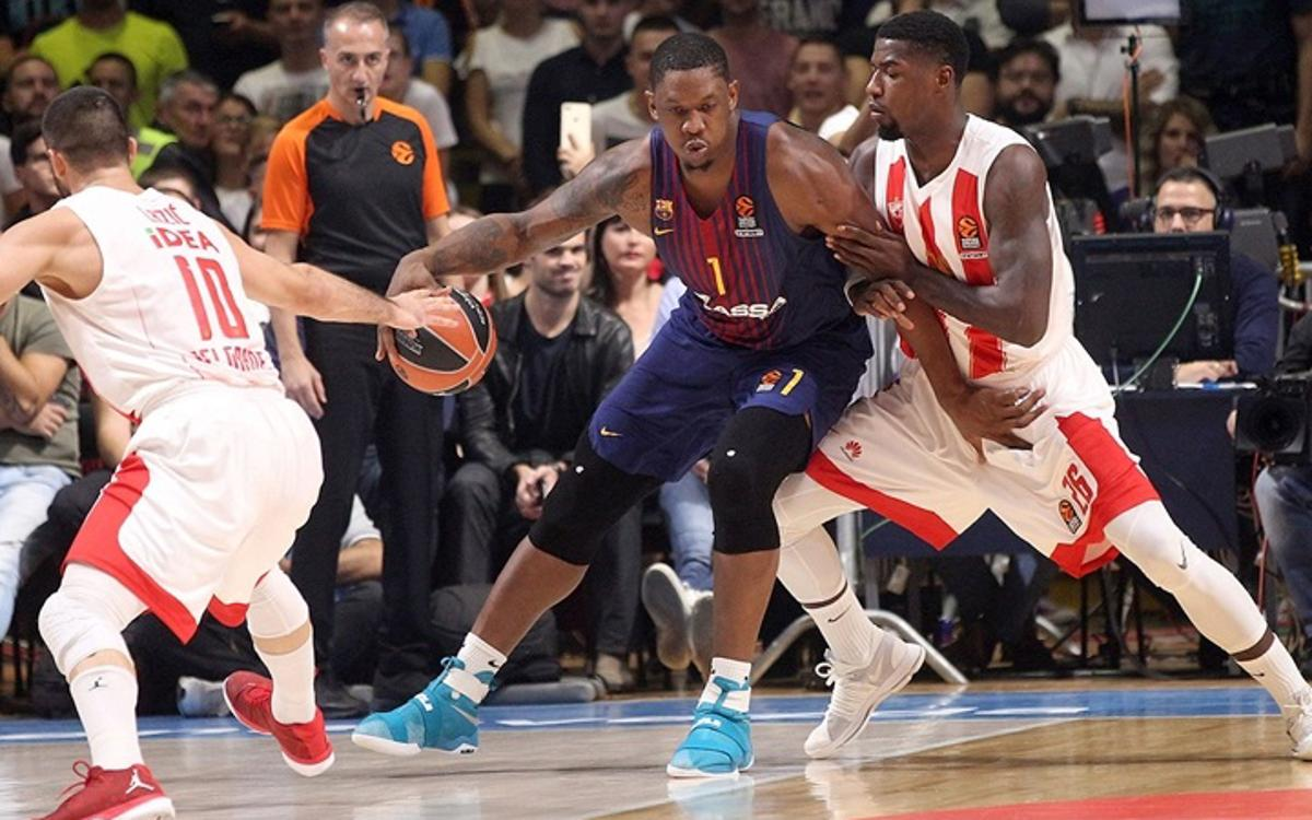 Red Star Belgrade – FC Barcelona Lassa: First defeat of the season (90-82)