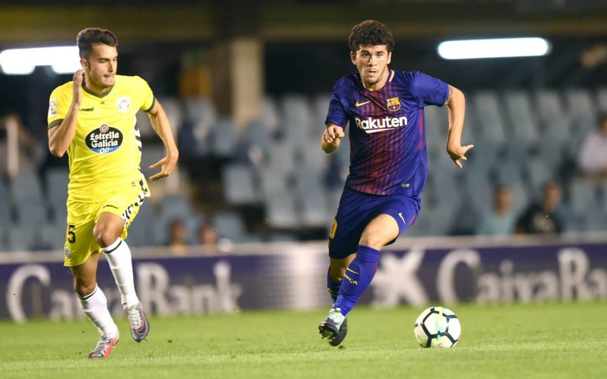 FC Barcelona B v Lugo: Last-minute defeat (1-2)