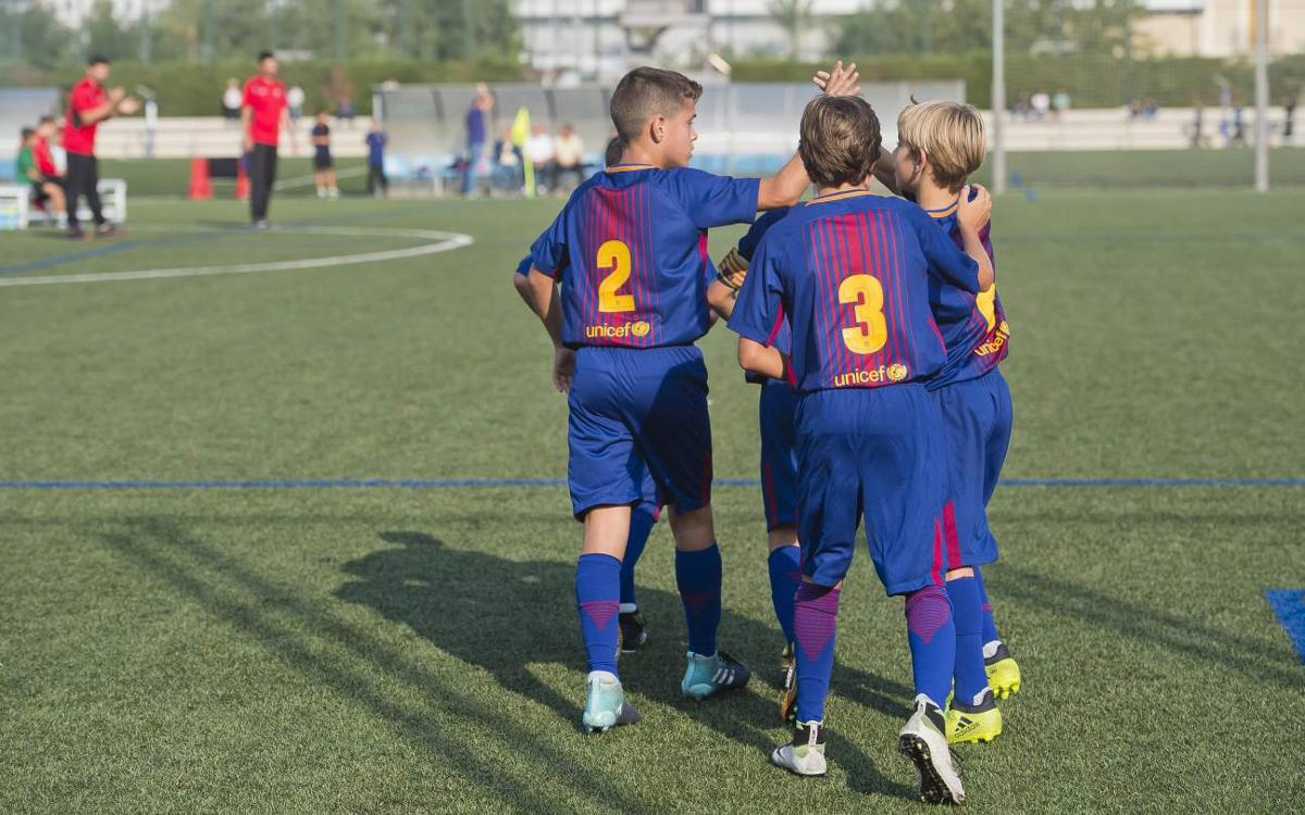 Top five Masia goals of the last weekend in September