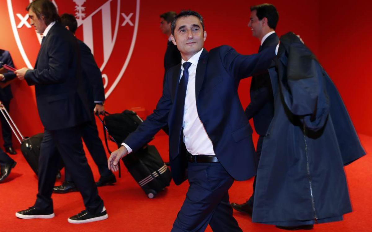 Vidéo - Les coulisses de la conquête de San Mamés par le FC Barcelone