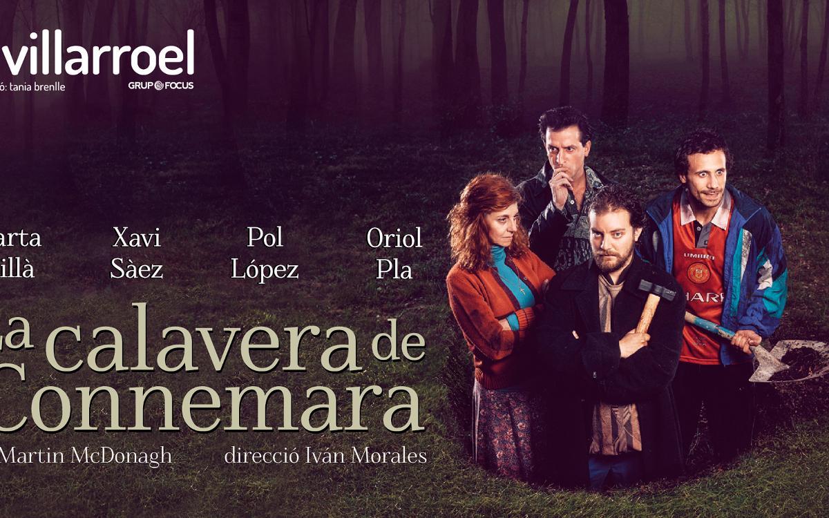 'La calavera de Connemara' en La Villarroel, con descuento especial para los socios