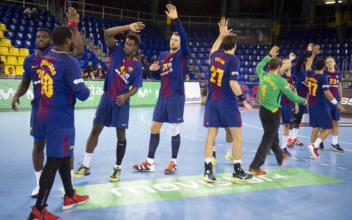 FC Barcelona Lassa – IFK Kristianstad: La Champions vuelve a pisar el Palau
