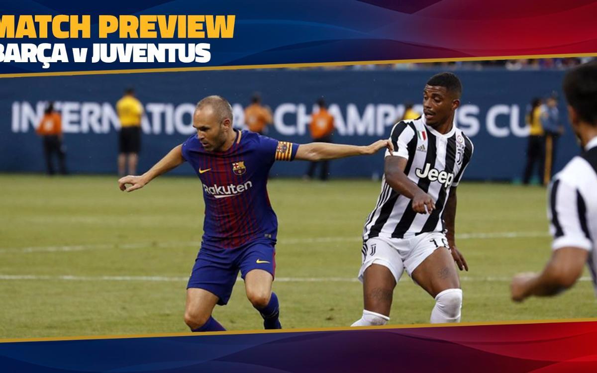 FC Barcelona - Juventus: Comienza la conquista de Europa