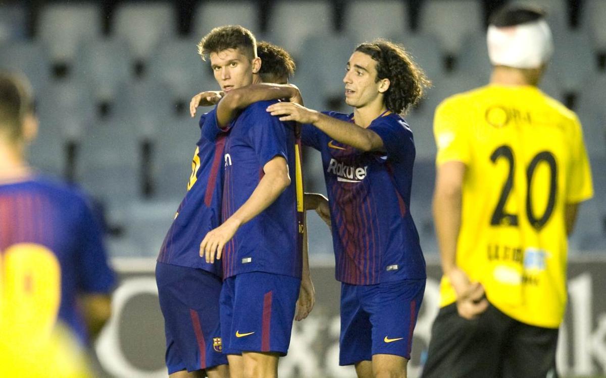 Barça B – Córdoba CF: Oportunidad para gustar antes del derbi en el Camp Nou