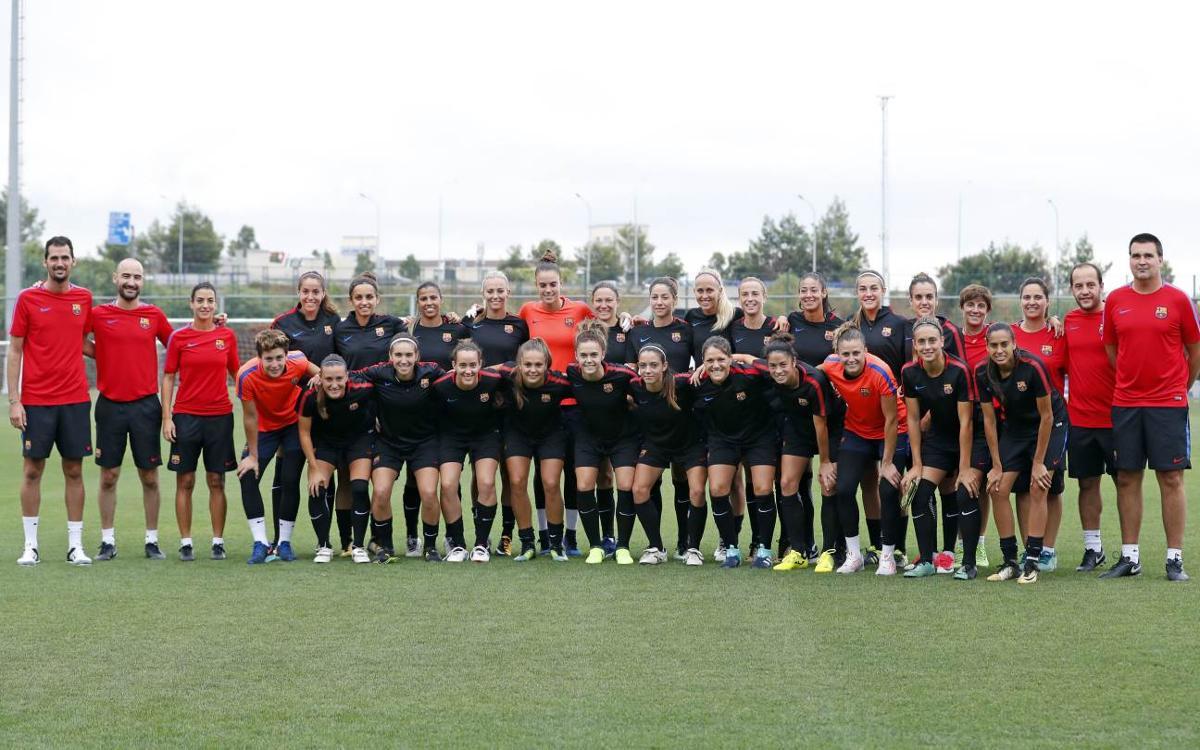 Saragossa CFF – FC Barcelona Femení (prèvia): Ganes de Lliga
