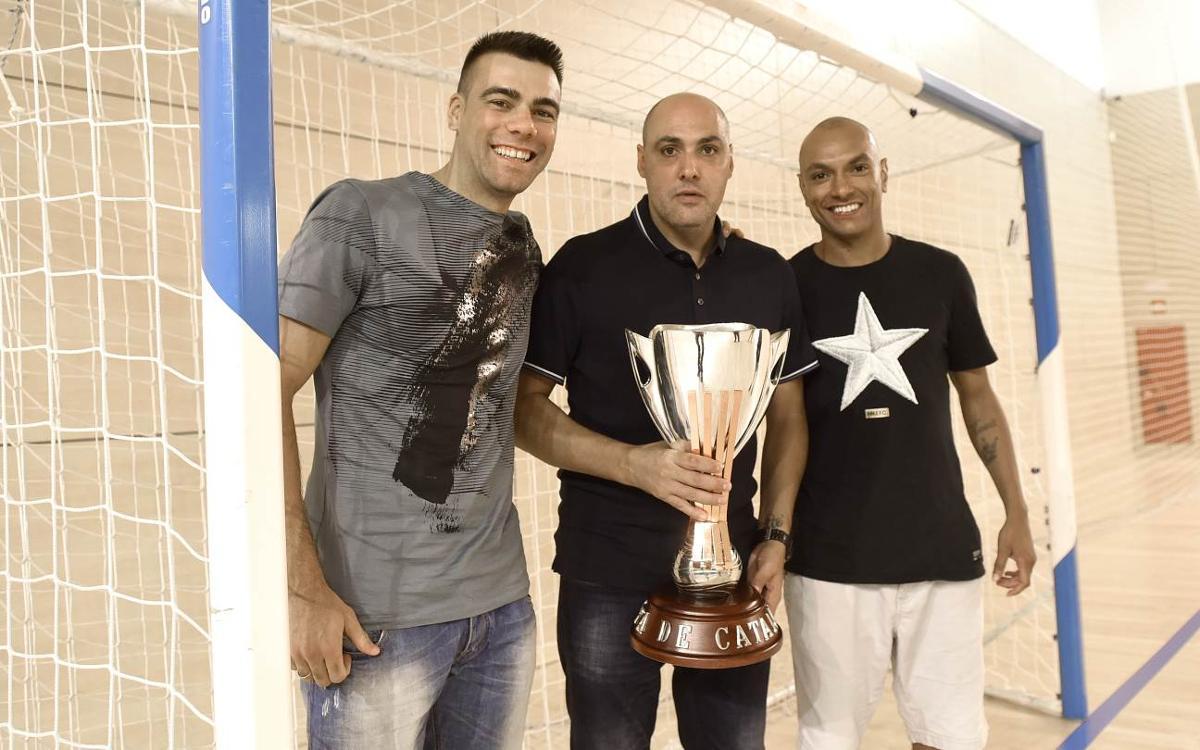 Una Copa Catalunya entre amics
