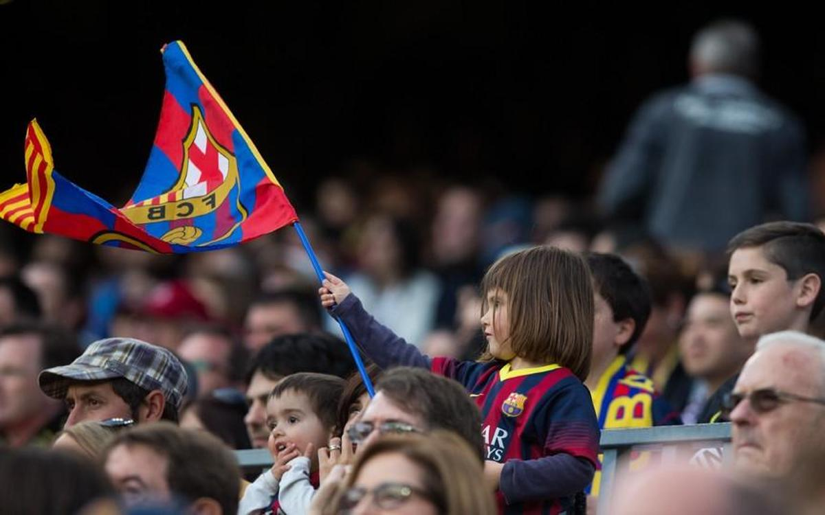 Agotadas las entradas gratuitas reservadas para niños y pasaportes Infantil y Senior para el partido de las Palmas