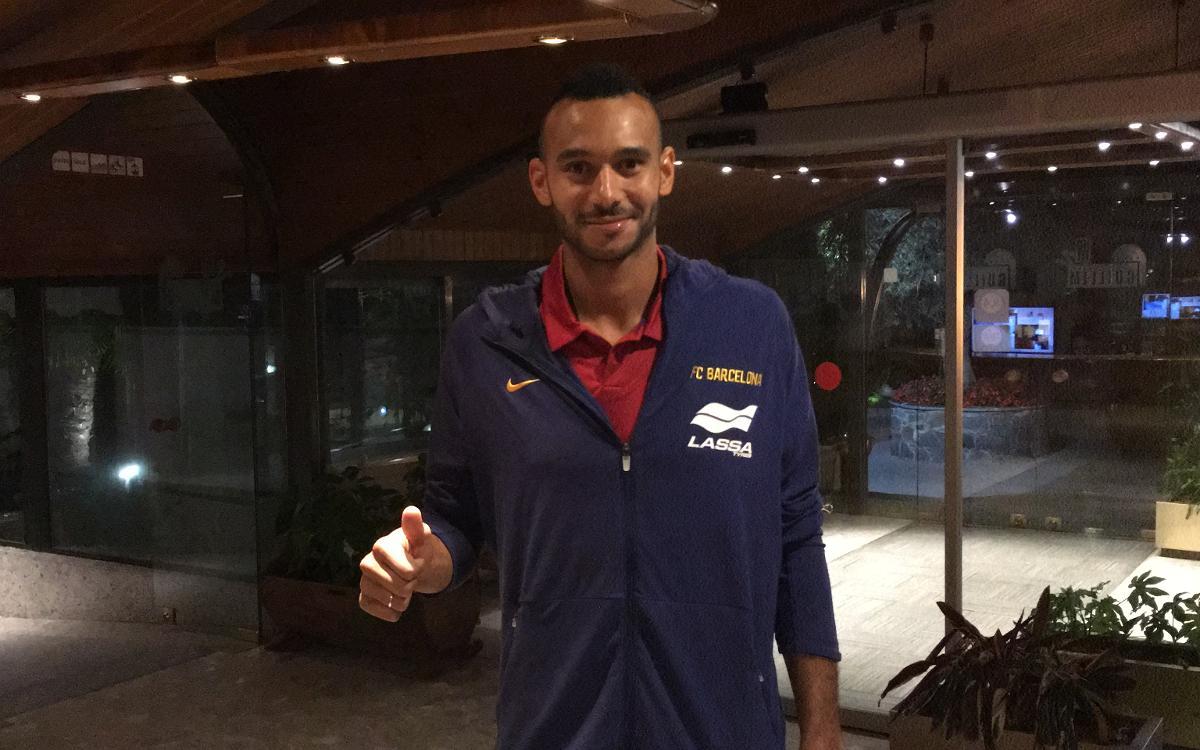 Adam Hanga se incorpora a la disciplina del Barça Lassa