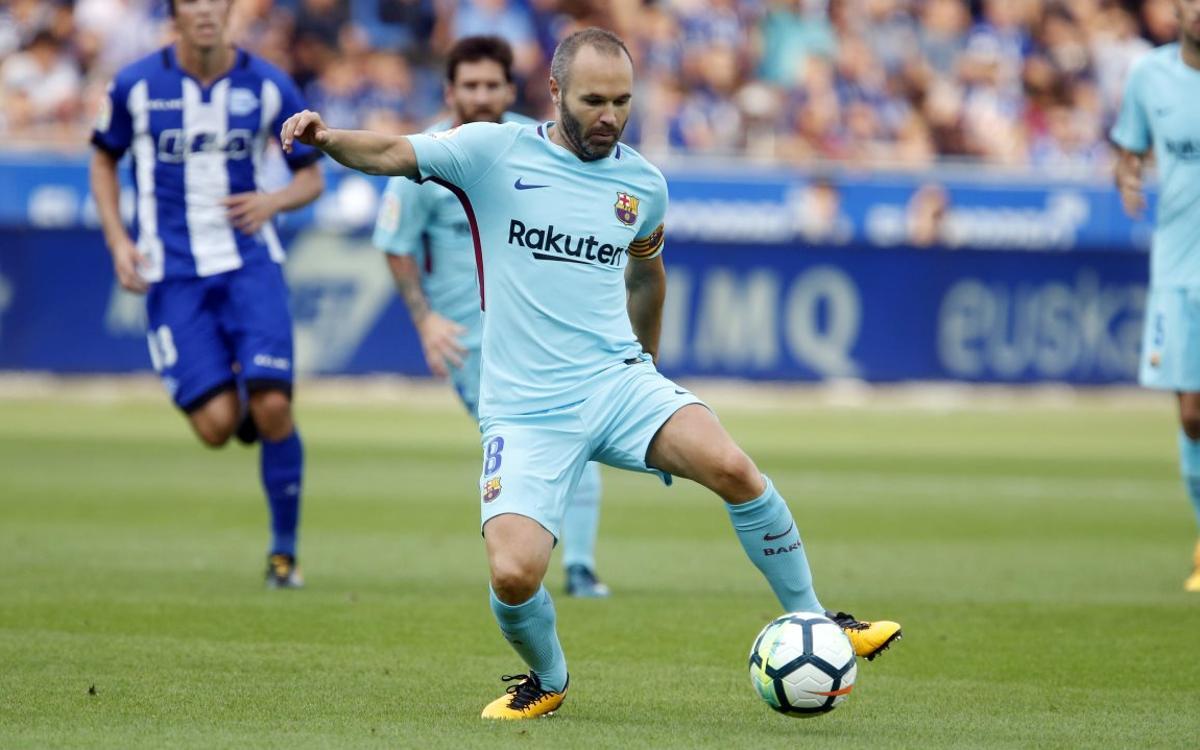 Partidos decisivos para los jugadores del FC Barcelona con sus selecciones