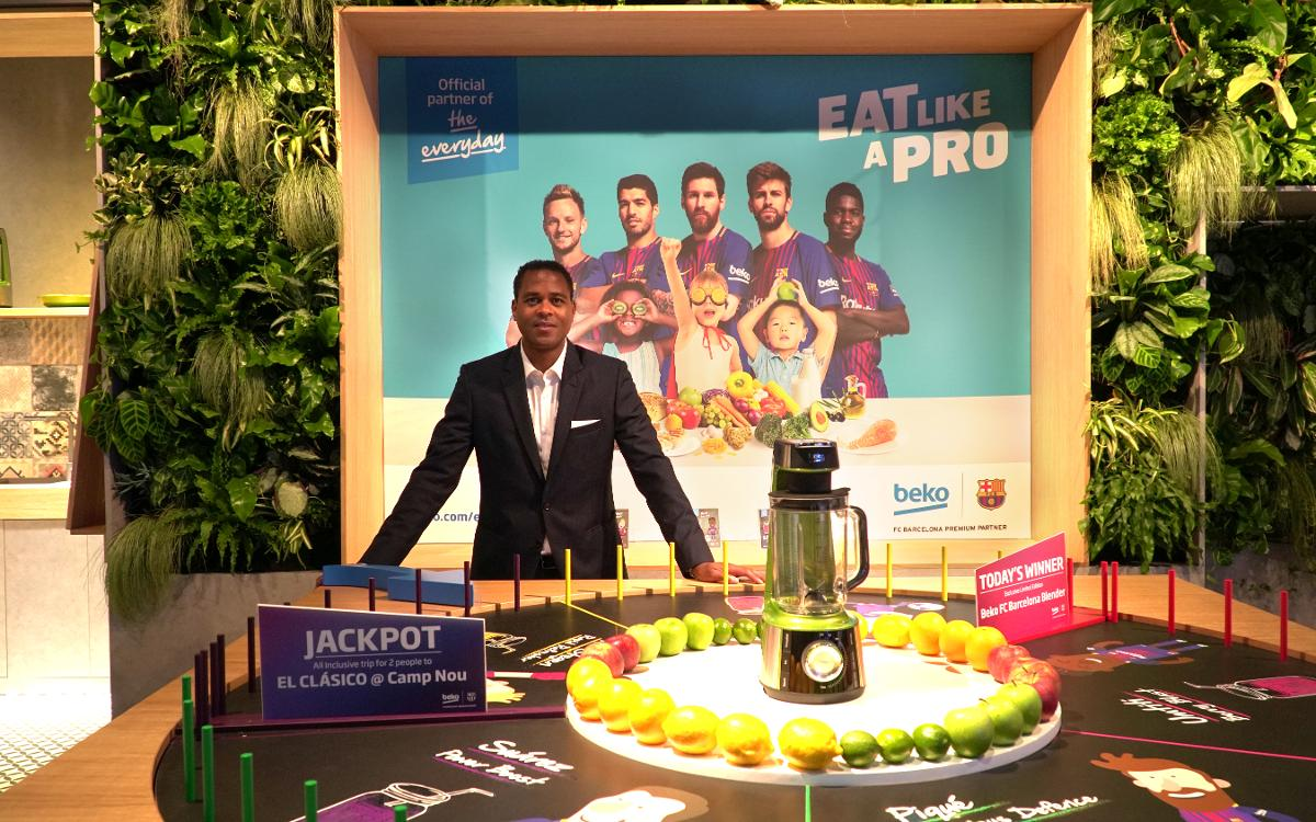 BEKO set to score a healthy high with 'Eat Like a Pro'
