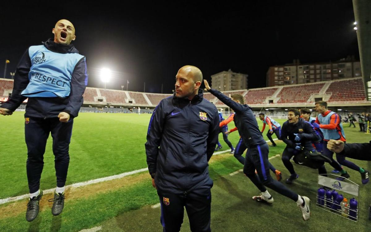 Juvenil A – Juventus FC: Comença el camí europeu al Mini