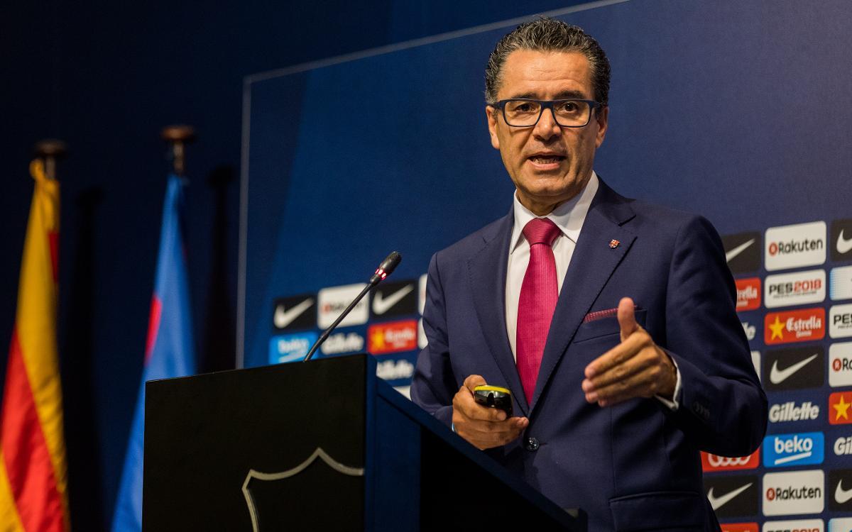 Aprovació del pressupost de la temporada 2017/18 amb una previsió d'ingressos rècord: 897 milions d'euros