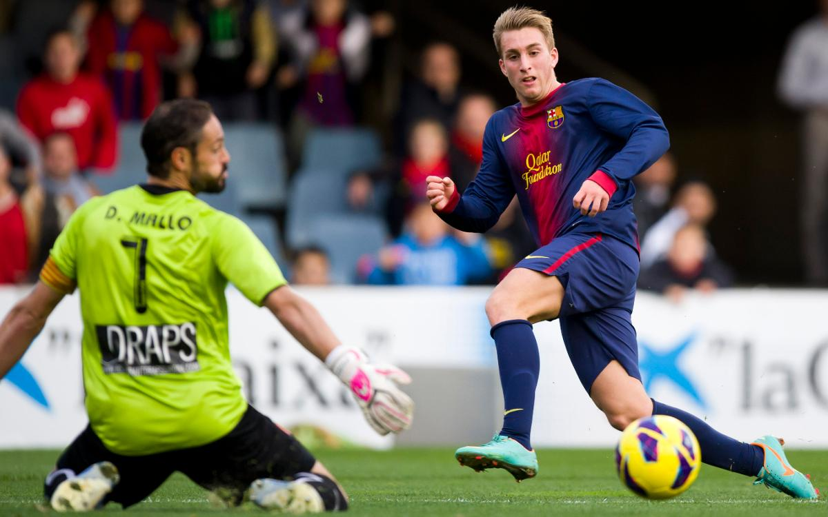 VIDEO: Gerard Deulofeu's goals against Girona