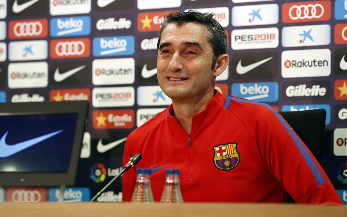 Valverde wary of derby atmosphere against Girona