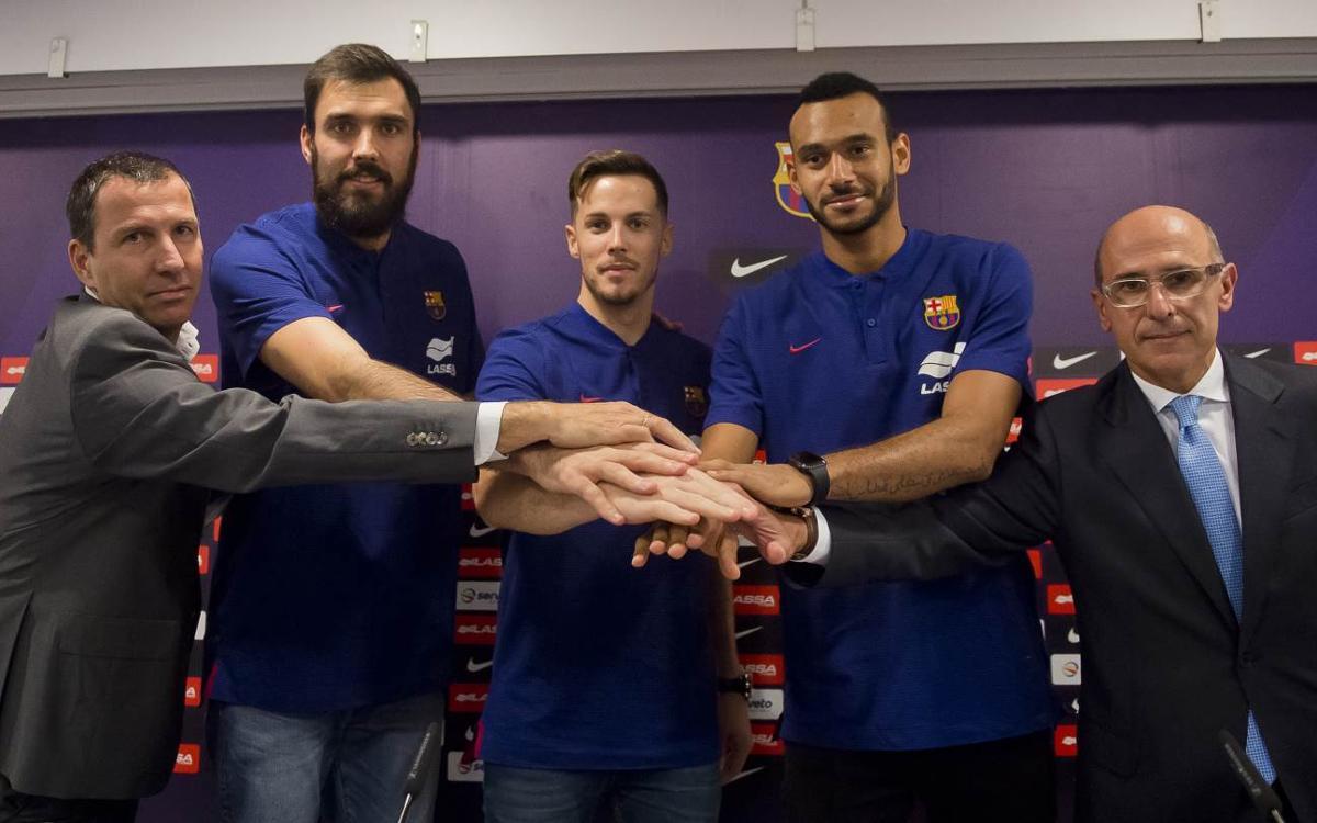 """Nacho Rodríguez: """"Aquest equip tindrà caràcter, actitud i moltes ganes"""""""
