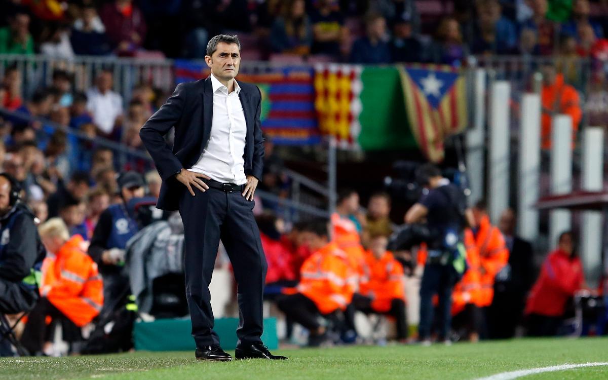 El millor inici d'Ernesto Valverde a la Lliga