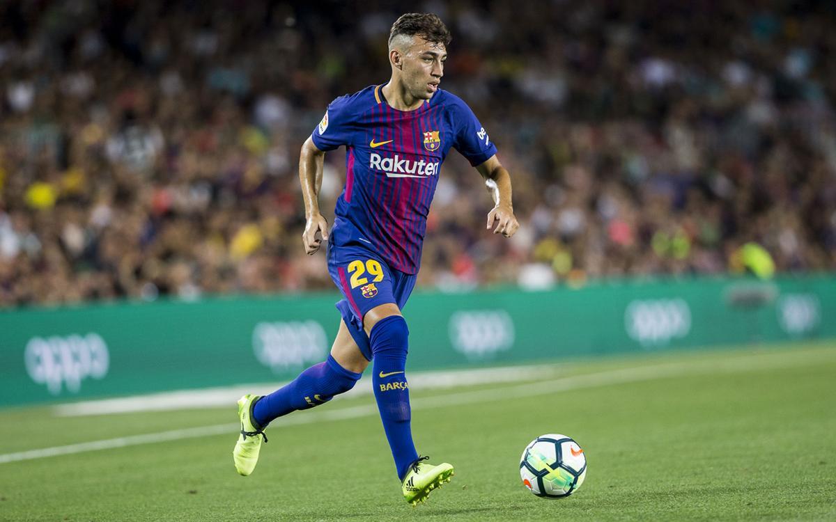 Club reach agreement for Munir's loan move to Alavés