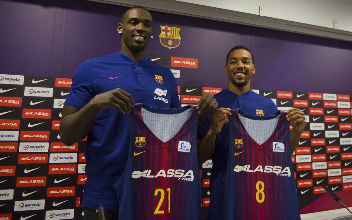 Definits els nous dorsals del Barça Lassa 2017/18
