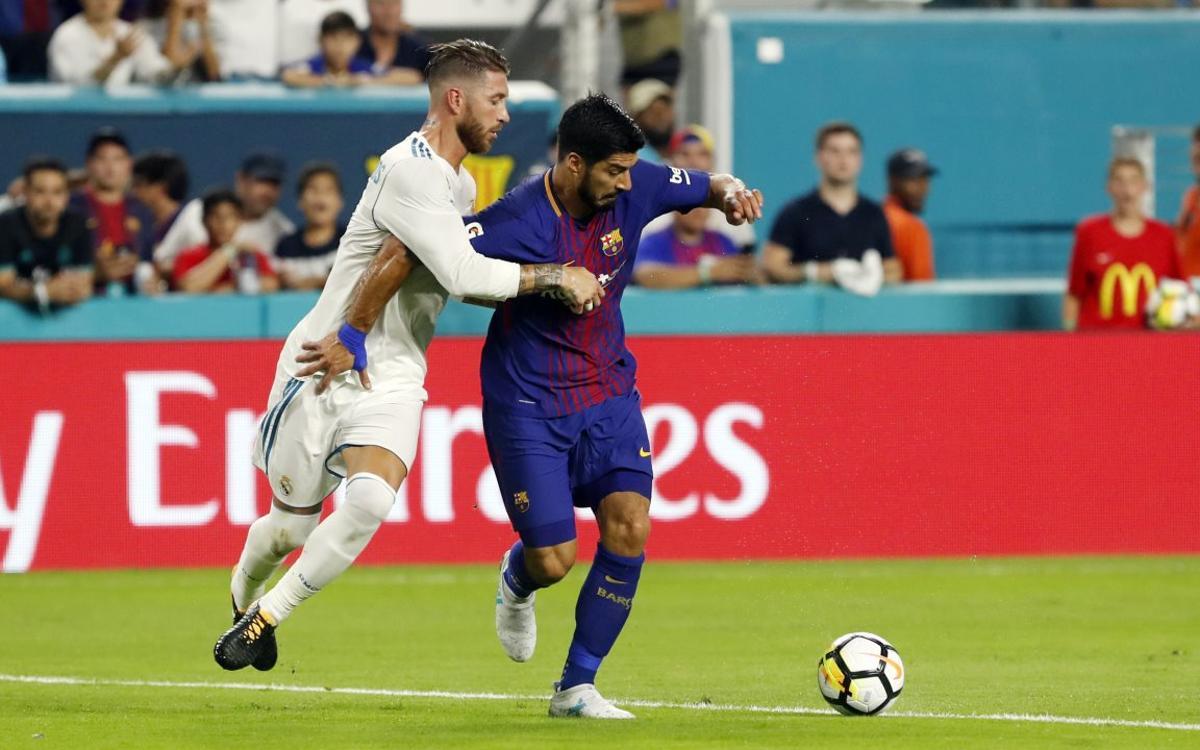 Vive la vuelta de la Supercopa de España con FCBDesplaçaments