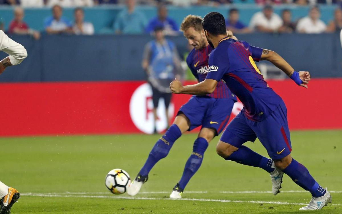 Vidéo - Tous les buts du FC Barcelone, vainqueur de l'International Champions Cup 2017