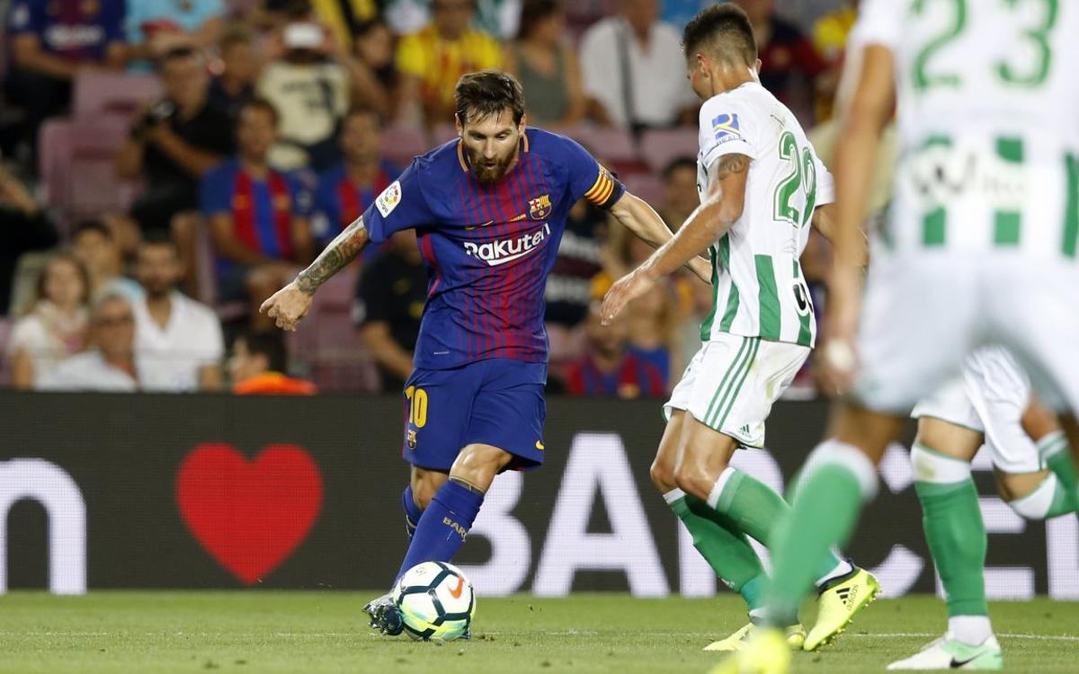Video | Les moments forts de FC Barcelone - Betis (2-0)