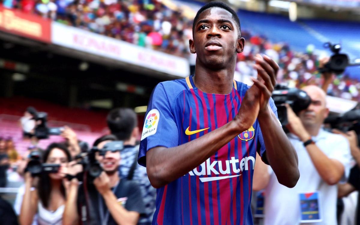 Vidéo - Ousmane Dembélé :