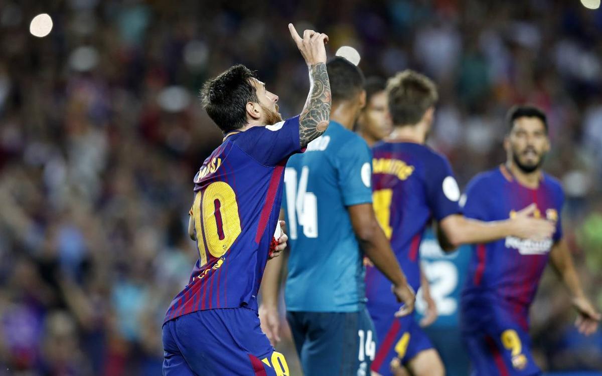 Messi y Suárez lanzan un mensaje de optimismo