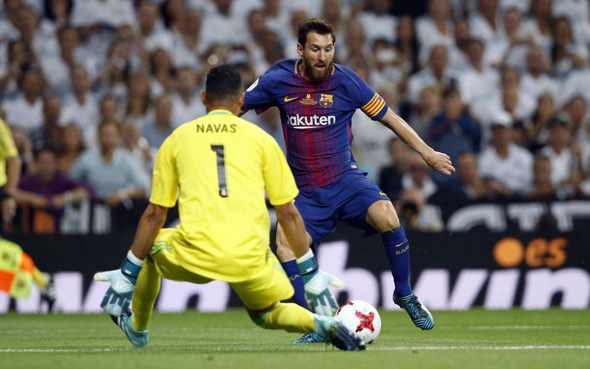 El resum del Reial Madrid - FC Barcelona