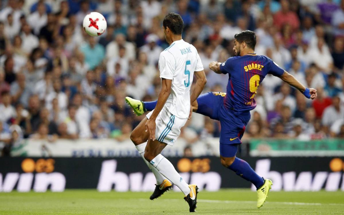 Luis Suárez and Gerard Piqué injury problems after the Clásico
