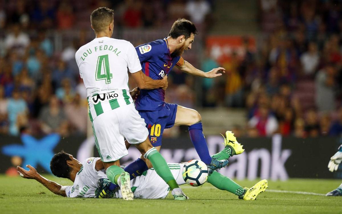Kickoff time confirmed for Barça vs Betis