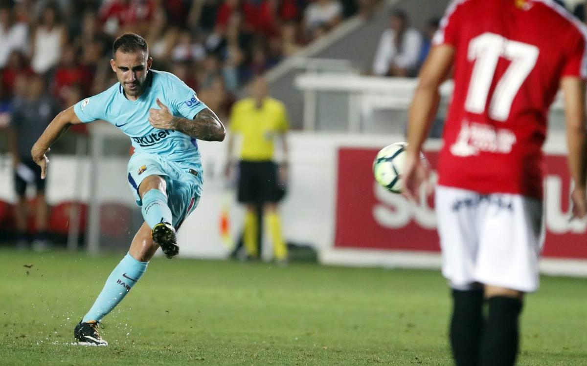 Nàstic Tarragona 1-1 FC Barcelona: A draw to remain unbeaten