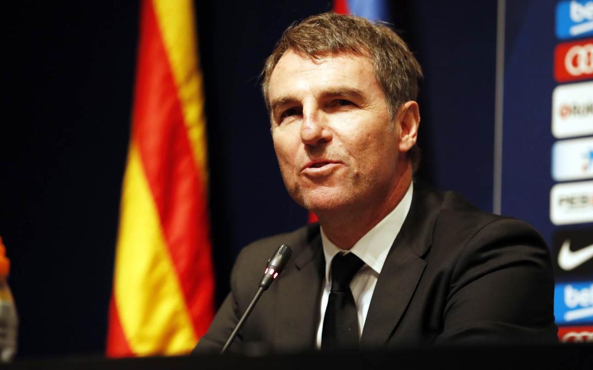 """Robert Fernández: """"Hi haurà sortides perquè hi haurà més arribades"""""""