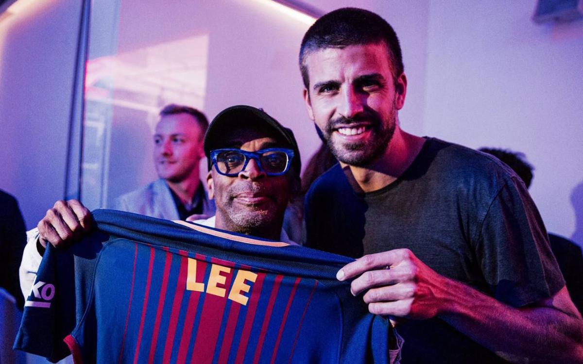 Vidéo - New York vibre au rythme du FC Barcelone