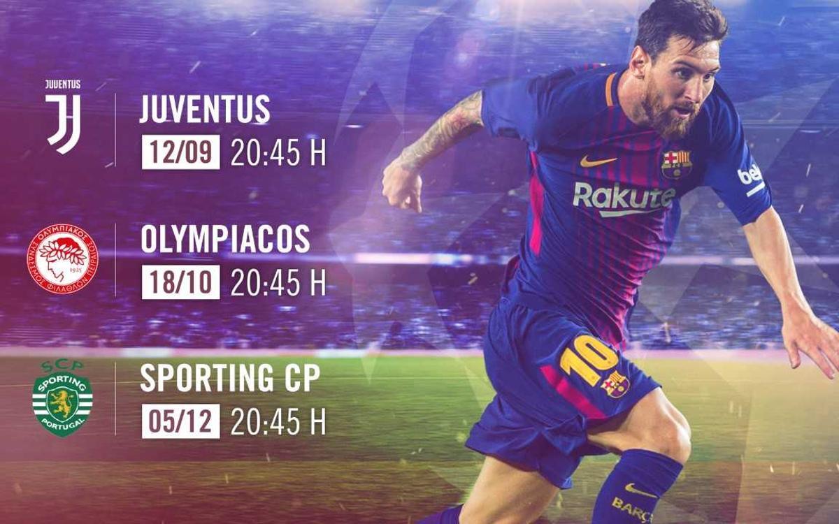 Comença la venda d'entrades per als partits de la Champions al Camp Nou