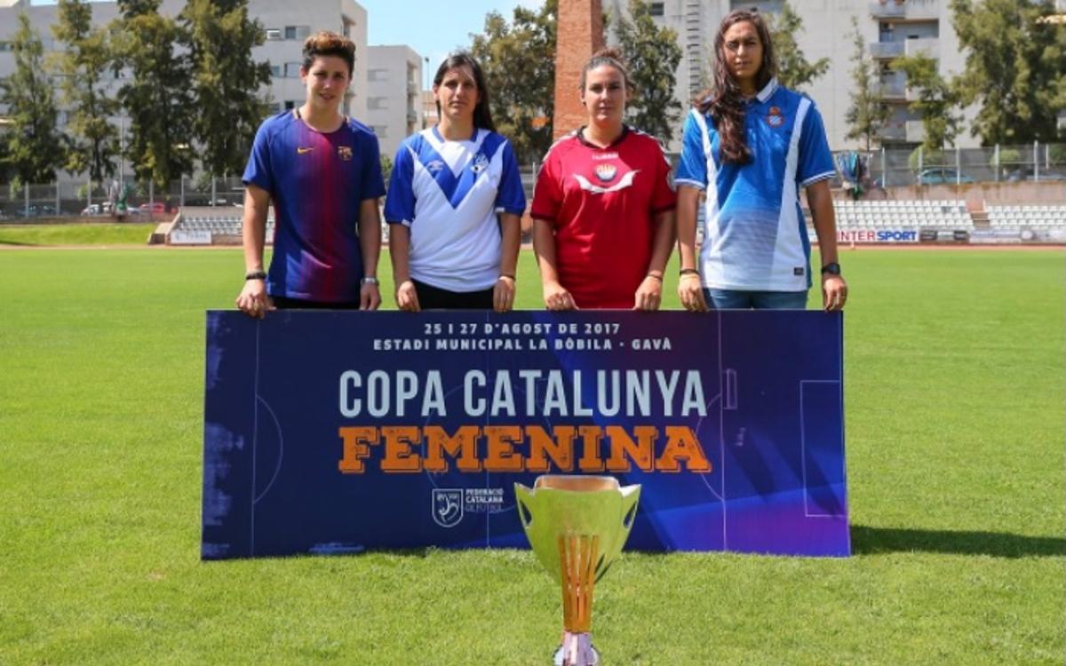 CE Europa - FC Barcelona Femenino (previa): El primer título