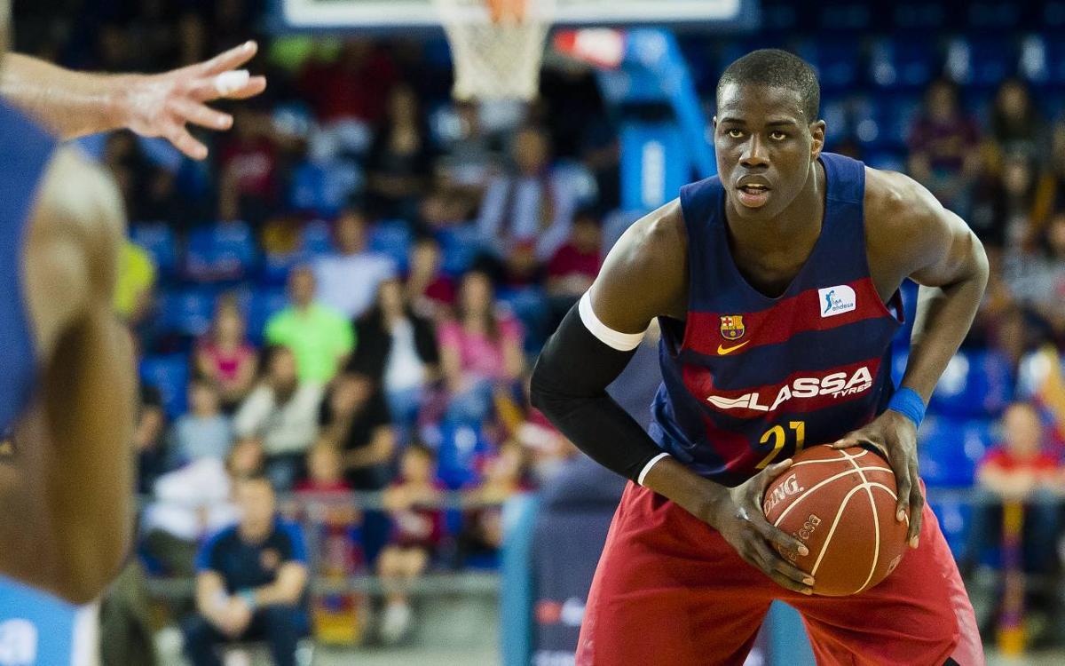 Moussa Diagne, cedido al MoraBanc Andorra