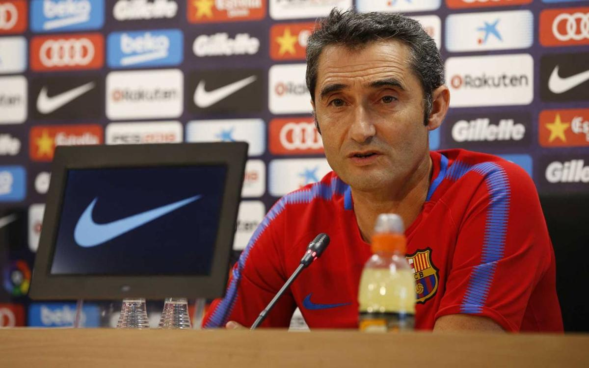 Valverde's challenge is to win and win playing well