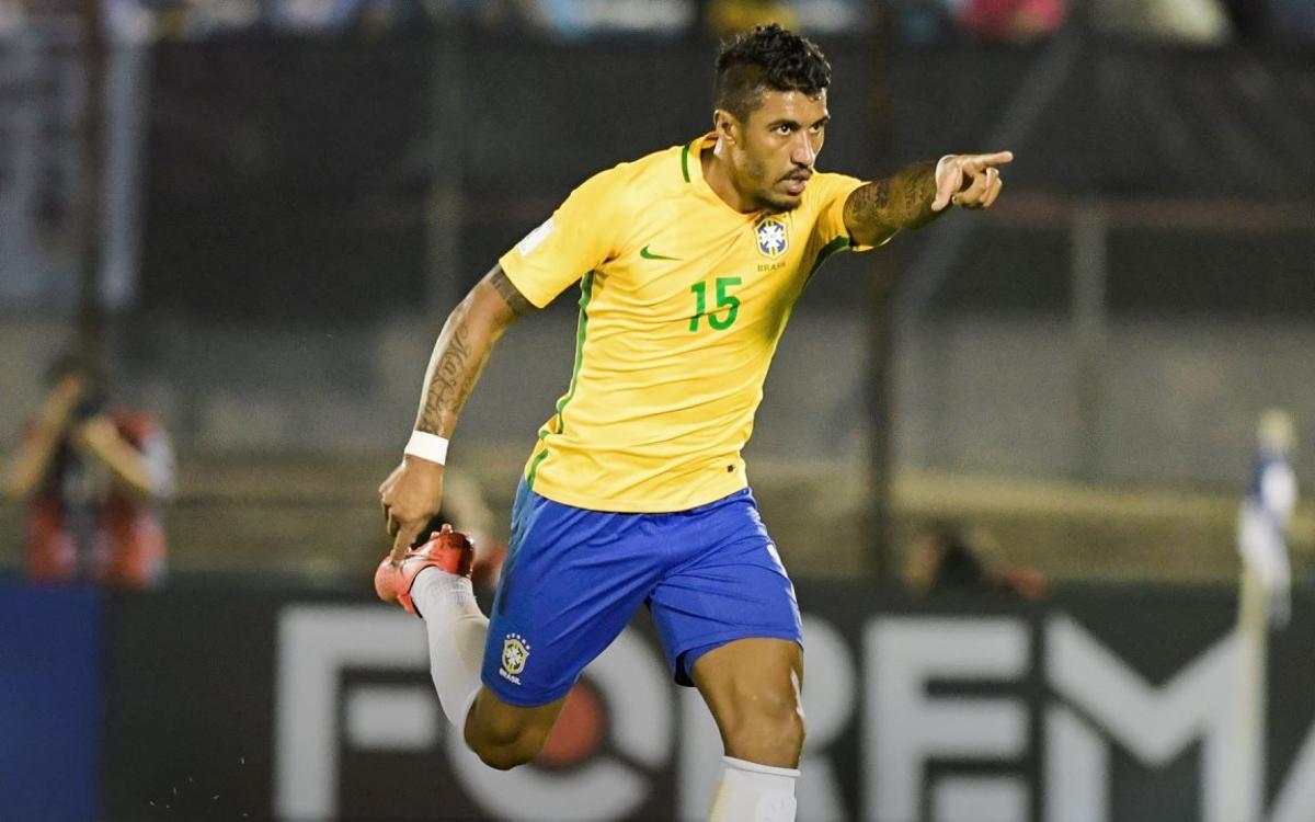 Paulinho Bezerra, nou jugador del FC Barcelona