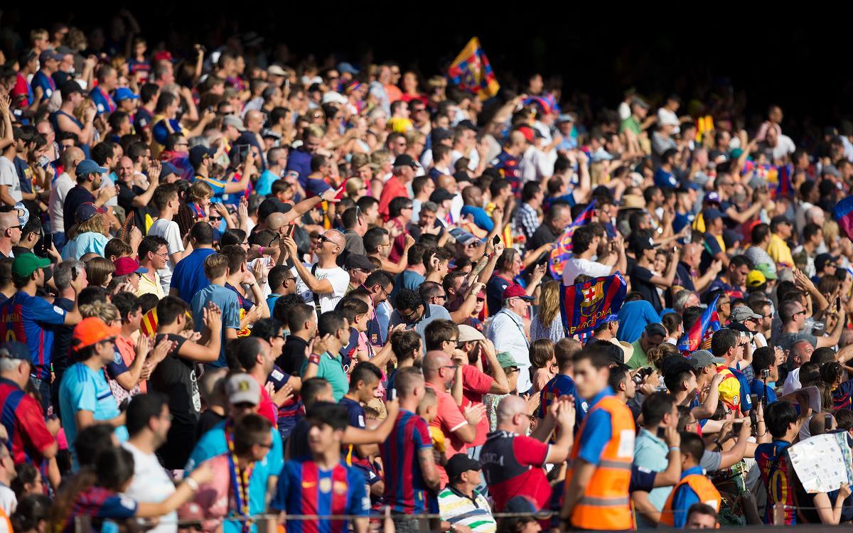 Acuerdo entre el FC Barcelona y TMB para prolongar el servicio de metro durante la Supercopa de España