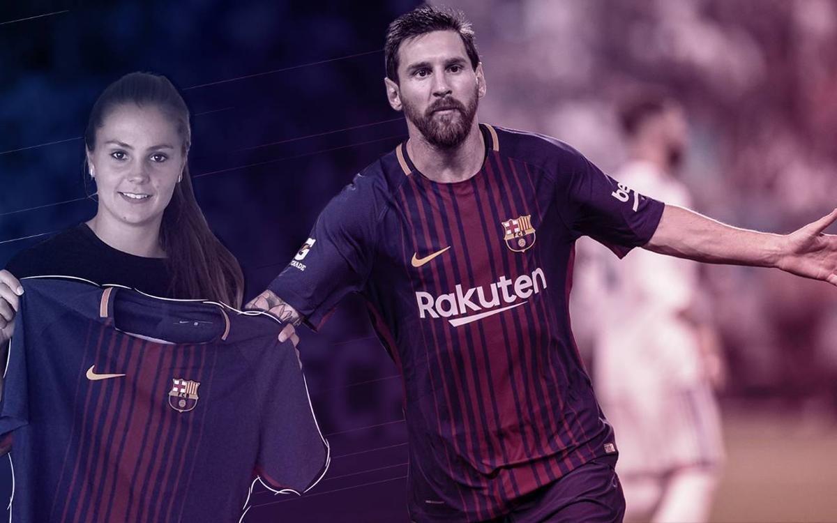 Leo Messi i Lieke Martens, finalistes a millors jugadors de l'any de la UEFA