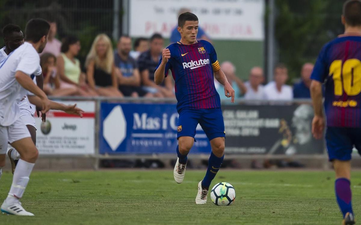 Palencia y Cucurella, bajas por lesión