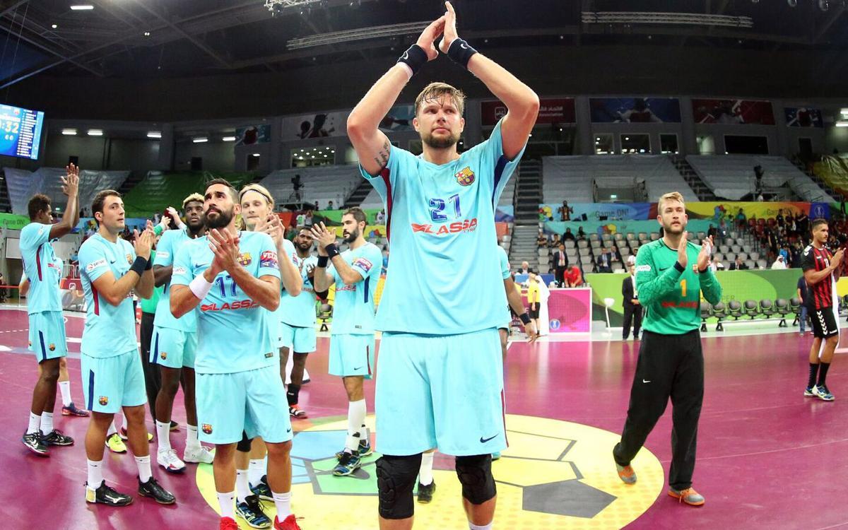 Füchse Berlín – FC Barcelona Lassa: Es decideix el primer títol del curs