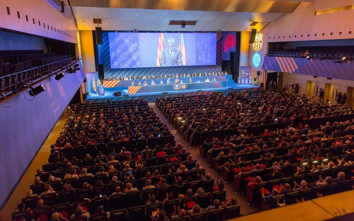 El XXXVIII Congrés Mundial de Penyes coincideix amb la festa del Gamper