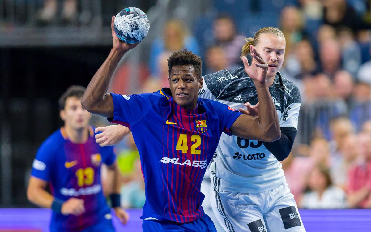 CSM Bucharesti – FC Barcelona Lassa: El segundo test, en Bucarest