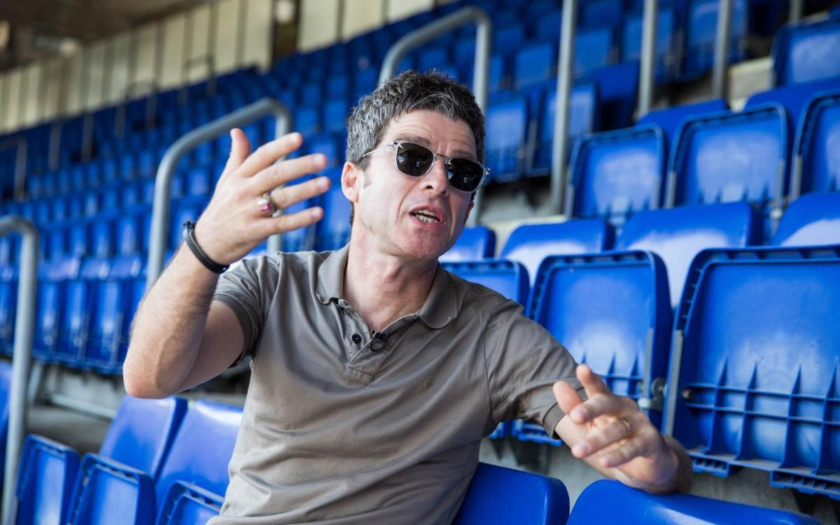 Noel Gallagher: