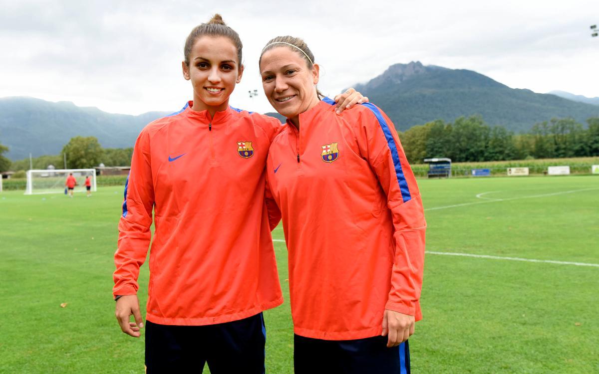 UE Olot - FC Barcelona Femenino (previa): Todo empieza en Olot