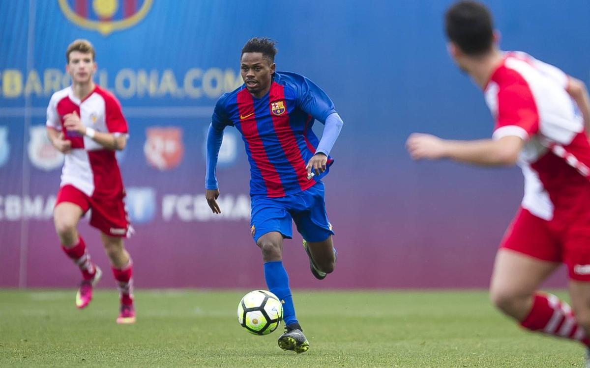 Braima Fati loaned to CE Sabadell