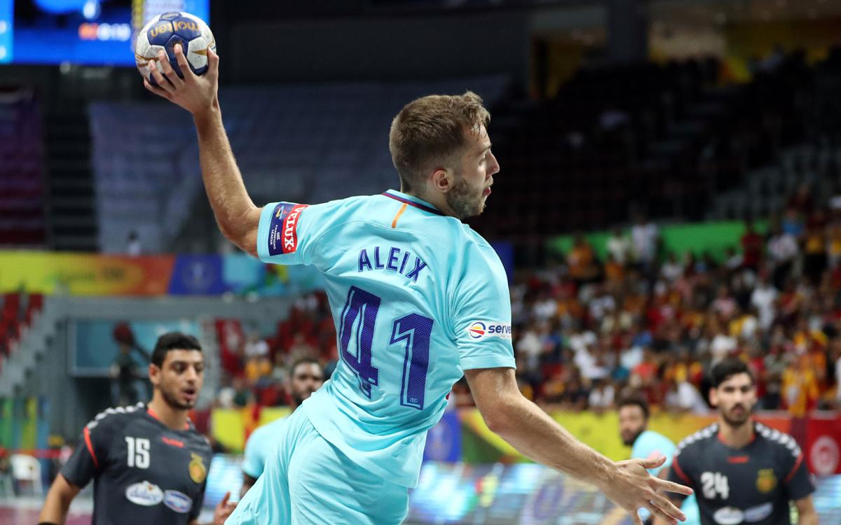 A semifinales del Mundial de Clubes (42-24)